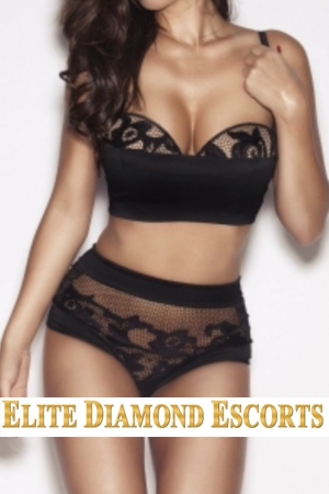 Here we have a perfect image of Sasha from Elite Diamond Escorts